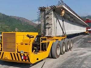 220吨运梁车