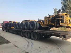300吨运梁车